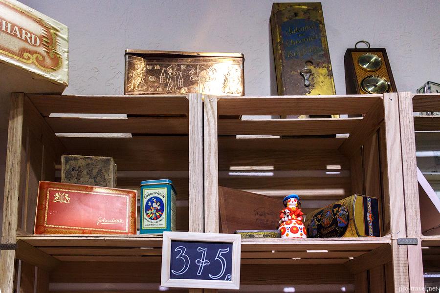 Шоколадный бутик Криолло в Кирове