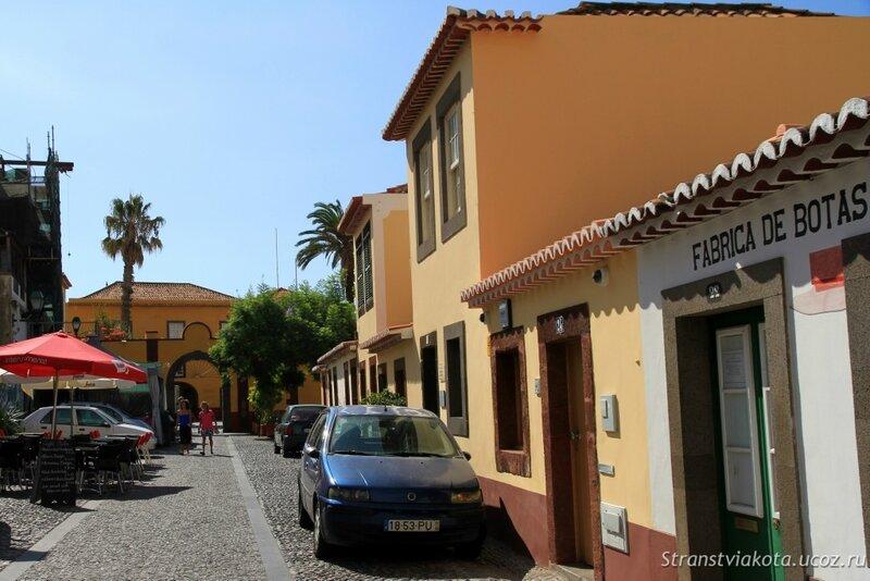 Мадейра, Фуншал, старый город