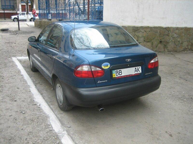 Авто..)) автомобиль Daewoo Lanos