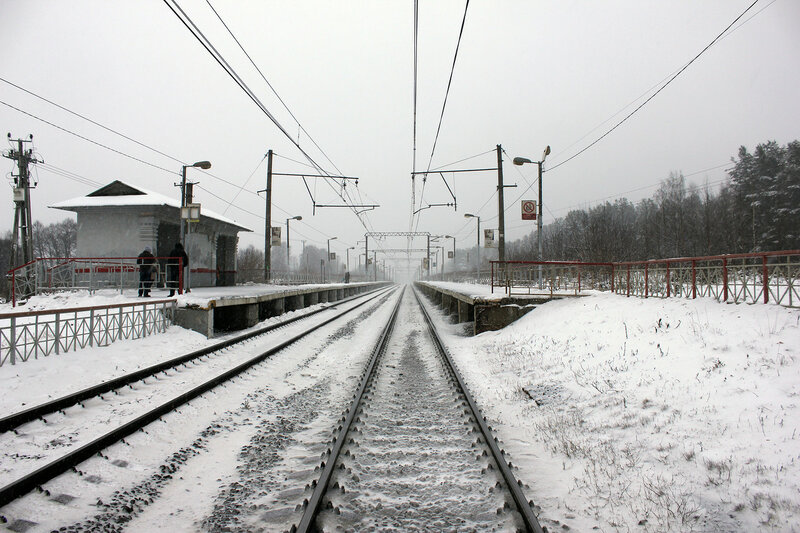 Платформа Кабаново