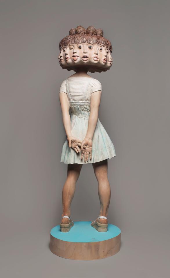 скульптура 'Эмоции'