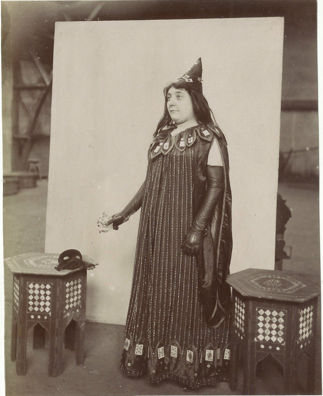 Турчанка. 1900