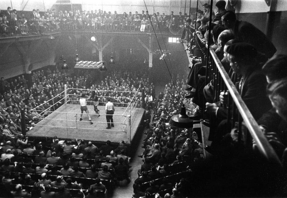 1945. Центральный спортивный клуб