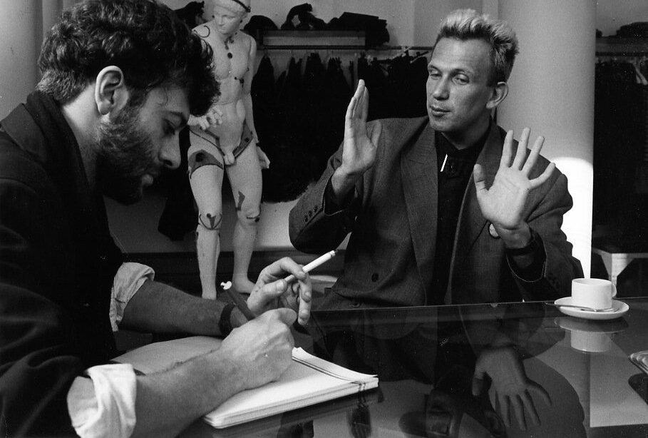 1985. Жан-Поль Готье и Николя Бреаль, Париж