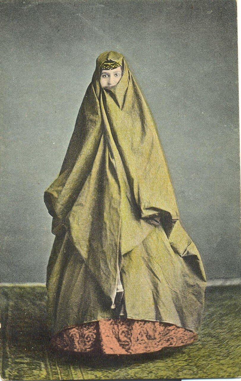 Татарка в чадре