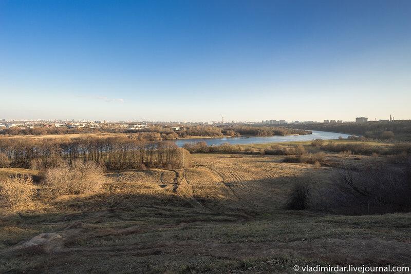 Осенние просторы Коломенского - 16 мм