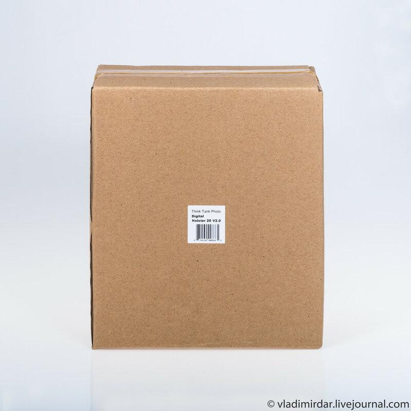 Упаковка фото сумки Think Tank Photo Digital Holster 20 V2.0