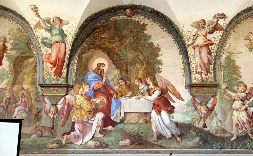 Bernardino_poccetti,_cristo_tentato_e_poi_nutrito_dagli_angeli,_1611,_15.JPG