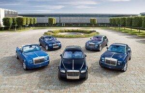 Rolls-Royce побил свой рекорд продаж за последние 111 лет