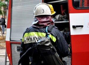 В Кишиневе пара сгорела в собственной квартире