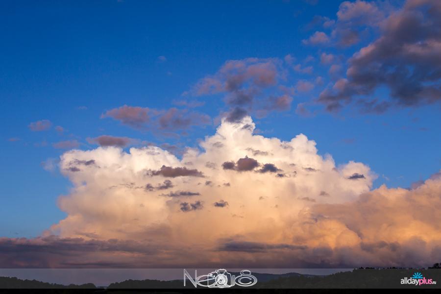 У природы нет плохой погоды, выпуск # 11 | Кочуют в небе облака ...
