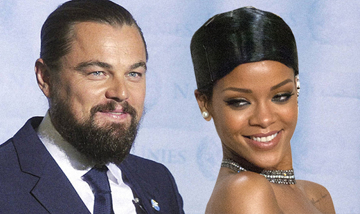 Новости зарубежного шоу бизнеса: Ди Каприо и Рианна продолжают встречаться