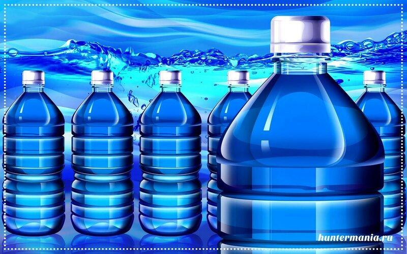 Что нужно проверить, когда будете покупать воду в пластиковой бутылке!