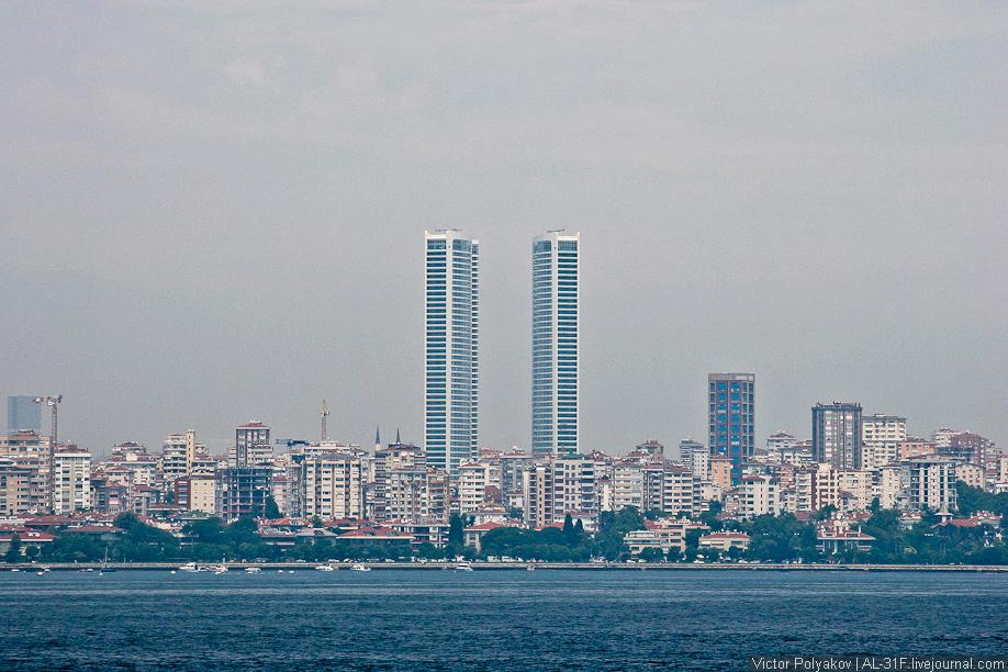 Стамбул. Азиатская сторона