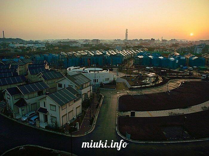 Фуджисава - умный солнечный город Японии