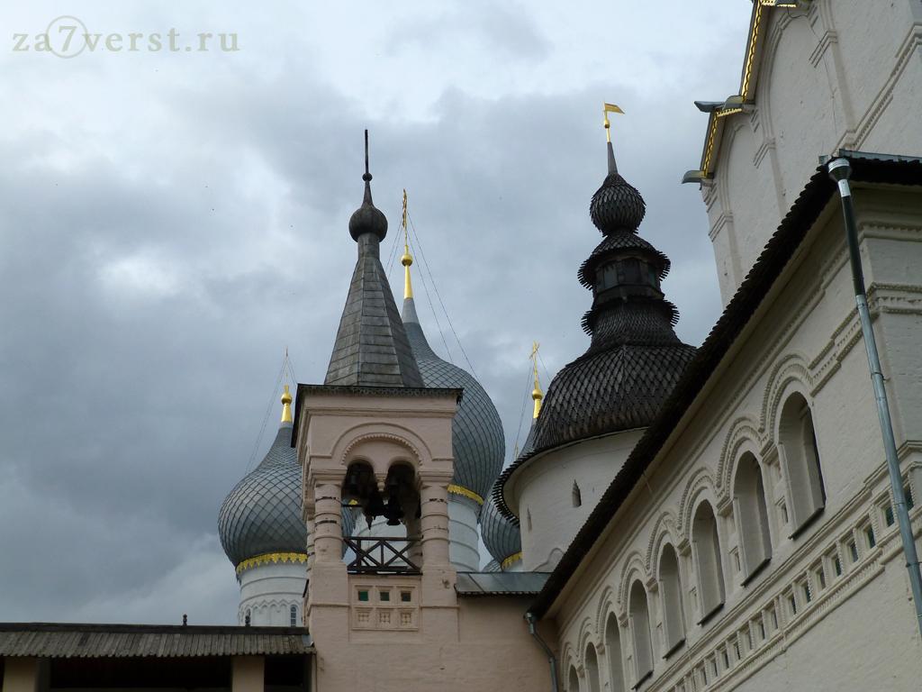 Кремль, Ростов Великий, Ярославская область, Россия