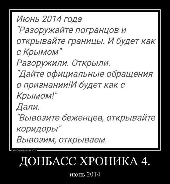 Донбасс Хроника 4. Июнь 2014