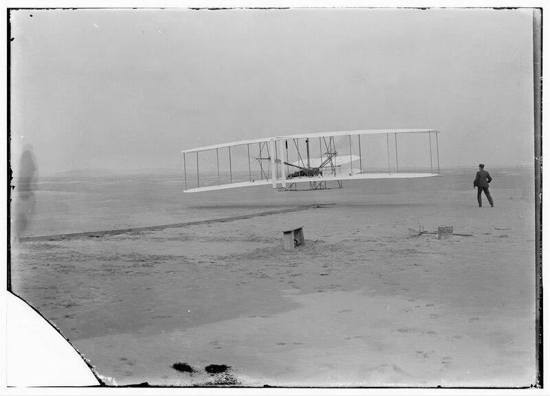 flight of 1903 essay Aviation term papers (paper 7900) on the wright brothers: for the most part, when ever people think about traveling long distance, receiving distant mail, hang gliding, and other aeronautic activities they.