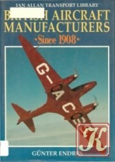 Книга Ian Allan Transport Library: British Aircraft Manufacturers Since 1908