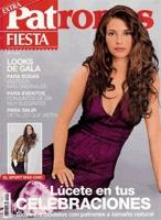Журнал Журнал Patrones  Extra 09 Fiesta