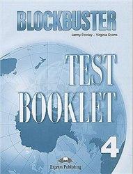 Аудиокнига Blockbuster 4 (test+audio, audio)