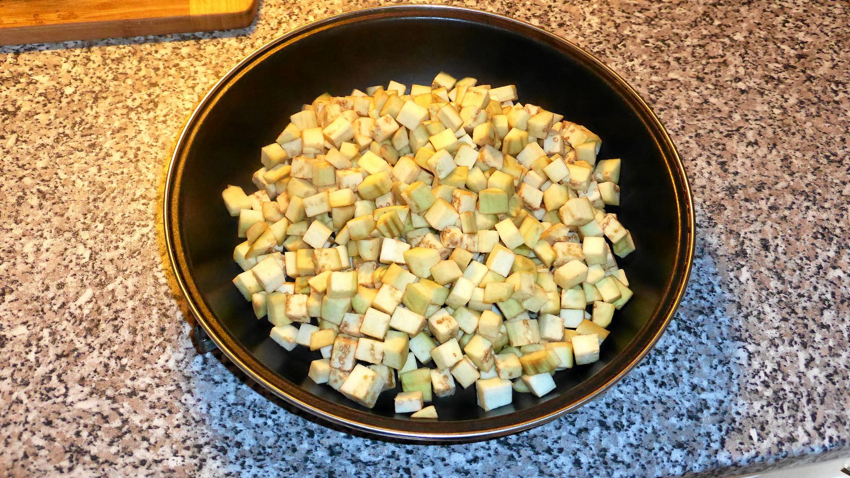 Как сделать баклажаны с грецкими орехами