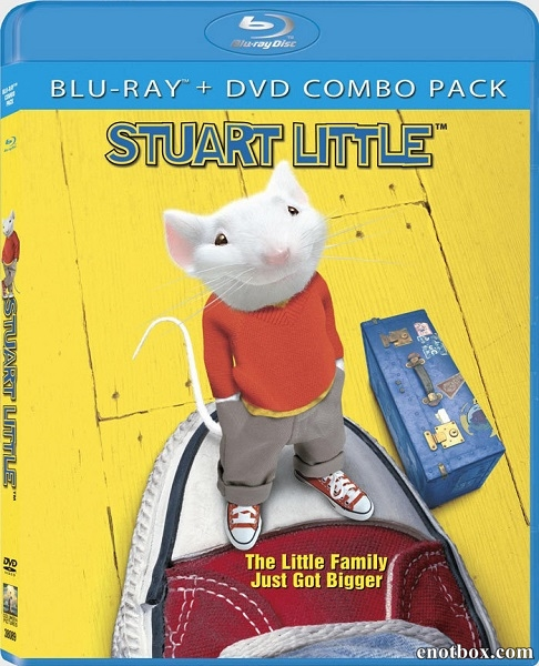Стюарт Литтл / Stuart Little (1999/BDRip/HDRip)
