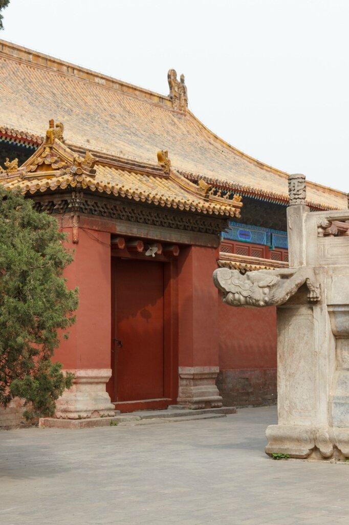 Ворота, Храм Императорских Предков, Пекин