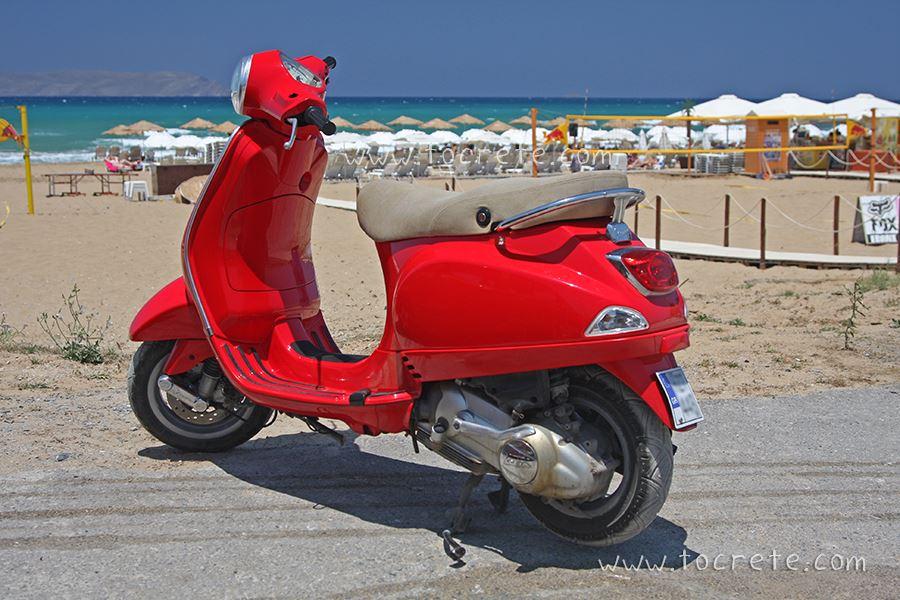 Пляж Арина и Vespa| Arina beach & Vespa