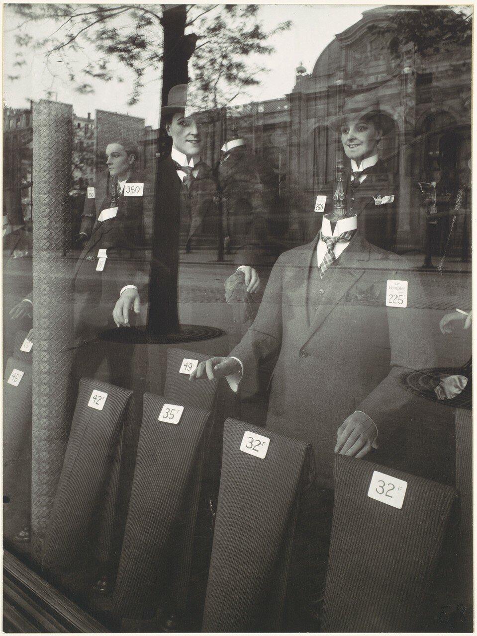 1925. Магазин мужской одежды
