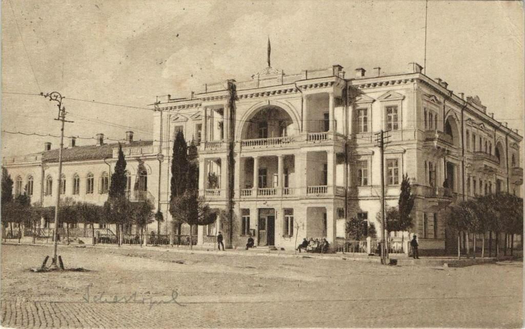 Гостиница Кист