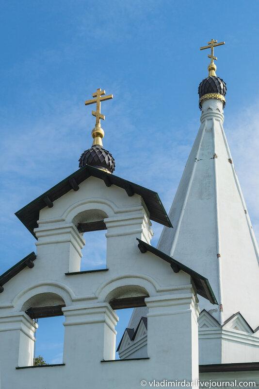 Храм Николая Чудотворца в Лыткарино