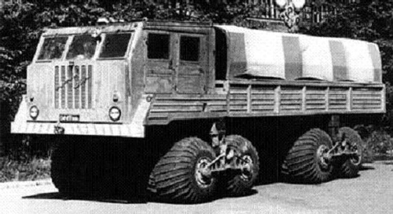 НАМИ-094 (ЭТ-8). (1963 – 1964 гг.) 2.jpg