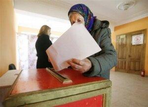 На выборах в Молдове используют электронный реестр избирателей