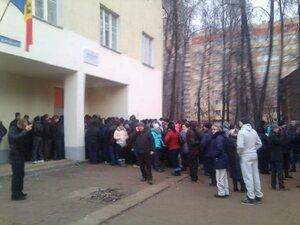 Граждане Молдовы голосуют в России и делятся фотографиями
