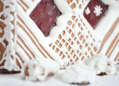 пряничный домик, имбирное печенье, архангельские козули, козули, расписные пряники