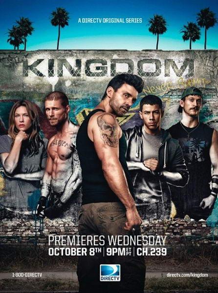 Королевство (1 сезон: 1-10 серии из 10) / Kingdom / 2014 / ПМ (NewStudio) / HDTVRip