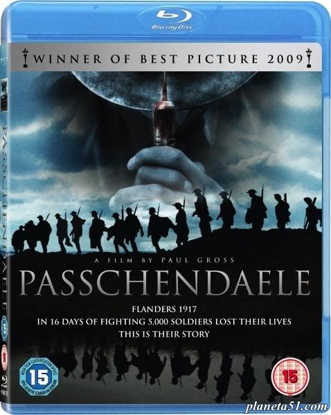 Пашендаль: Последний бой / Passchendaele (2008/HDRip/BDRip-AVC)