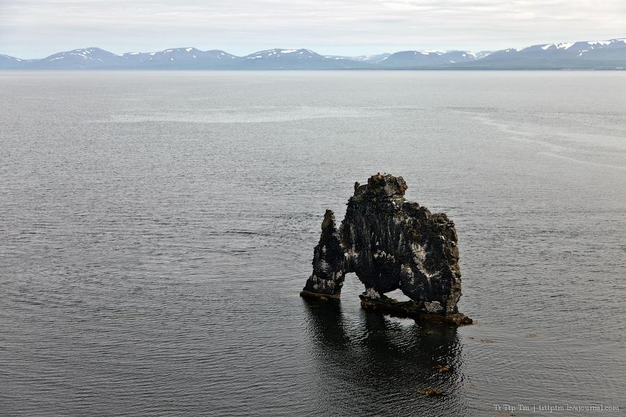 21. Дороги Нордюрланда и киты залива Скъяльфанди.
