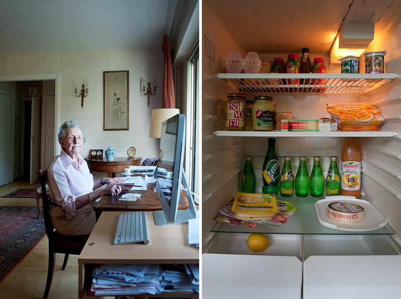 Фотограф Стефани де Руж заглянула в холодильники 0 fcaef b9029fe5 XL