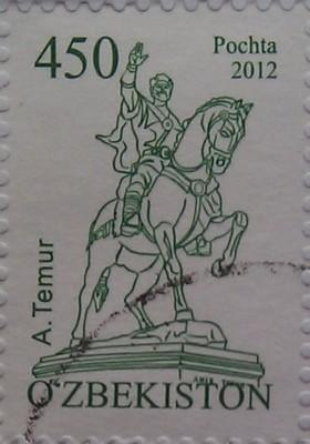 узбекистан 2012 а.темур 450