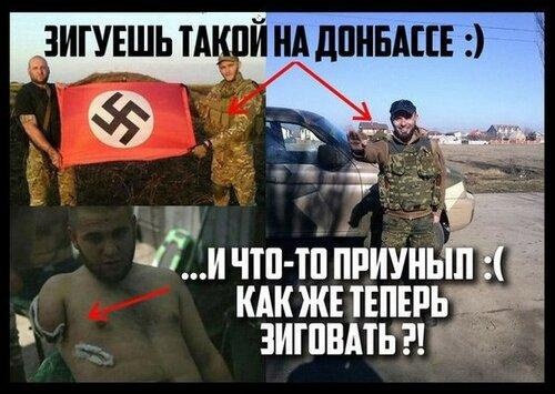 Хроники триффидов: Есть ли фашизм на Украине?