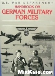Handbook on German Military Forces - 1945
