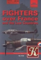 Red Series №5104: Fighters over France and the Low Countries