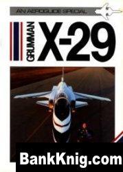 Grumman X-29 (Aeroguide Special)