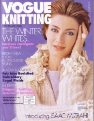 Vogue knitting Winter 1997-1998