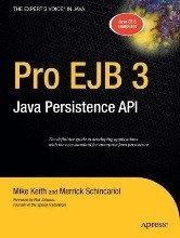 Книга Pro EJB 3 Java Persistence API