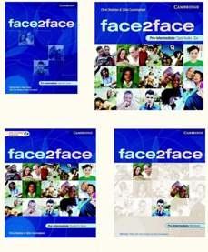 Аудиокнига Face2Face Pre-Intermediate (Class CDs (set of three), Pupil's book, Workbook with keys, Teacher's book-ответы )