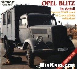 Книга Opel Blitz in detail