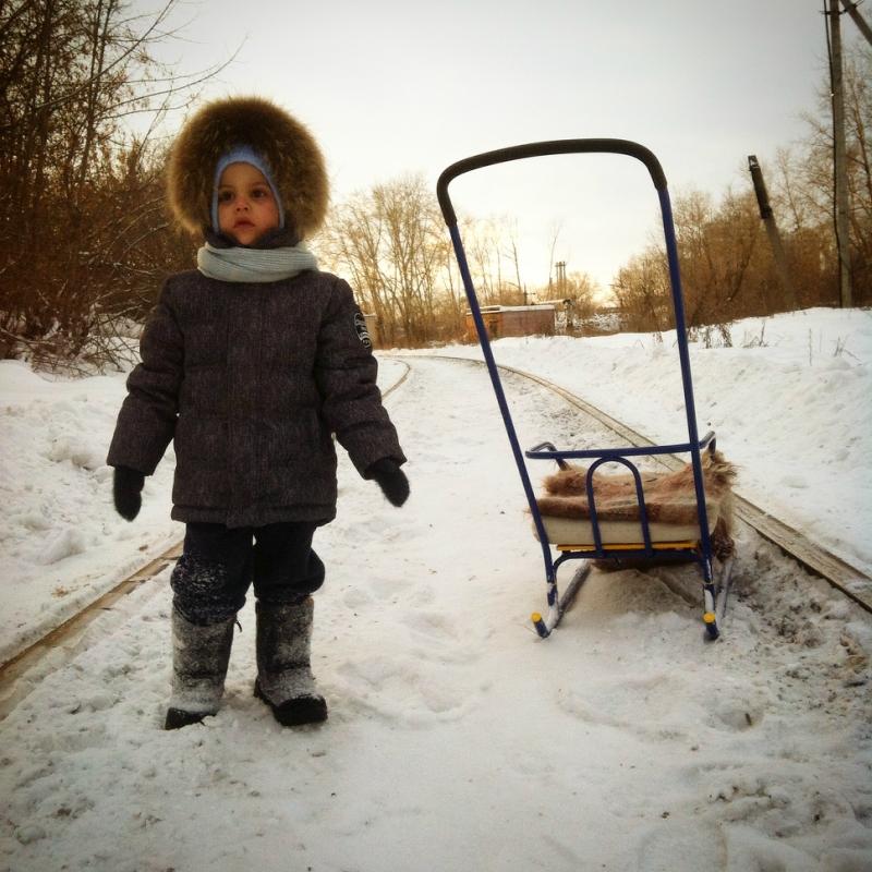 Зимняя экспедиция на край Ойкумены